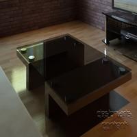 Coffee Table-Modern-2