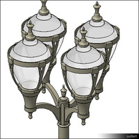 StreetLamp-floor-historic-00400se