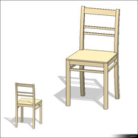 Seating Chair 00538se