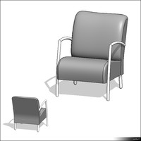 Seating Armchair 00540se