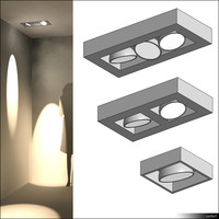 Lamp Ceiling Recessed 00663se
