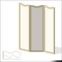 Room Divider 00724se