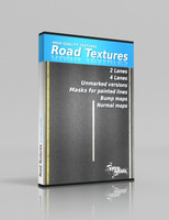 Road Textures - Asphalt