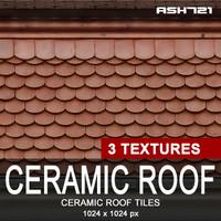 Ceramic roof tiles 12