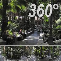 Botanic Garden - 360° panorama