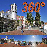 Outlook Lisbon 2 - 360° panorama