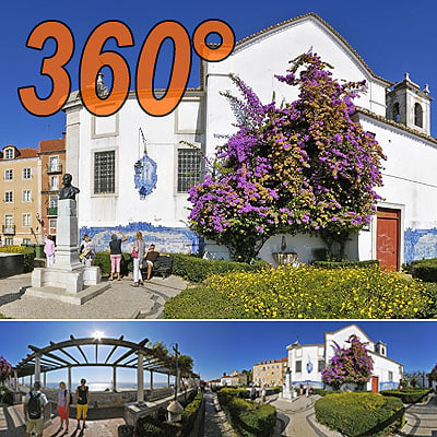 Outlook Lisbon 1 - 360° panorama