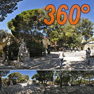 gardens saint George 2 - 360° panorama