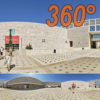 Belem Culture Center - 360° panorama
