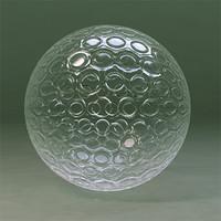Maya Material Glass Textured 5