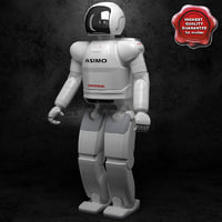 asimo robot honda max