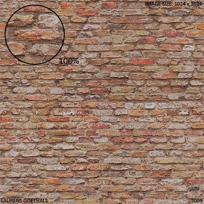 Exterior - Brick Wall