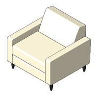 Chair - Bantam - Armchair