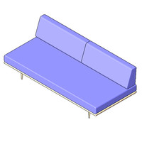 Daybed - America Modern - Daybed