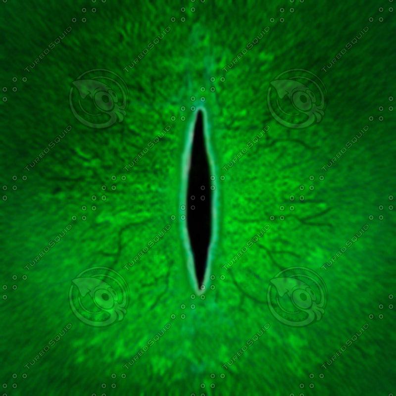Texture jpg Eye Creature