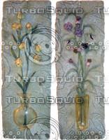 Flower Wall Art 2 Set.psd