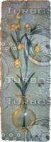 Flower Wall Art 02.psd