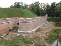 wall castle