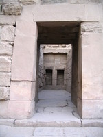 8421 Temple of Karnak, Archway