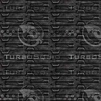 Gothic dagger wall