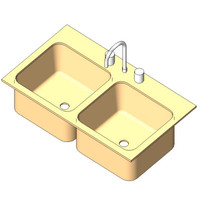 Kitchen Sink-Dbl