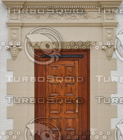 Ornate Door Texture