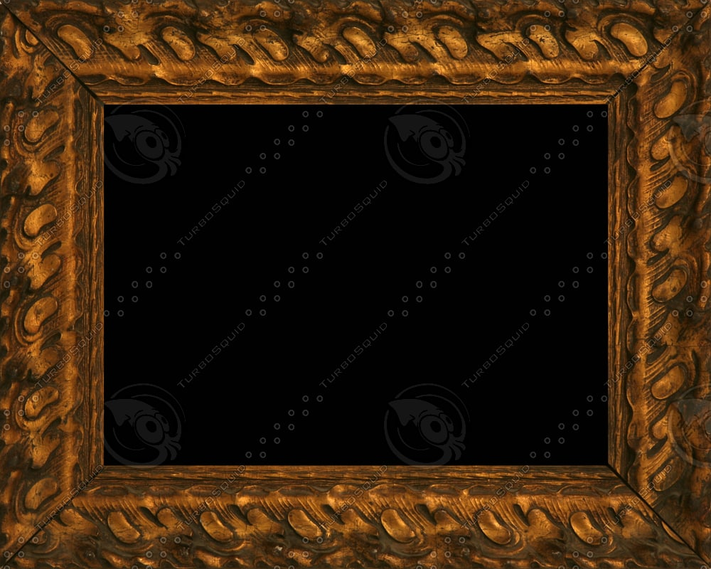 Texture Png Frame Art Oil