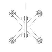 Pilkington 445-4 spider4-Front (NZ)