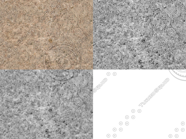 Rock_3 - Stone texture map - INCLUDES BUMP AND DISPLACEMENT MAPS!