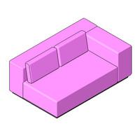 Sofa - Vega - Sofa