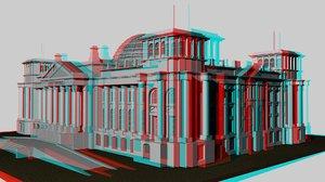 Test Reichstag 3D