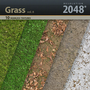 Grass Textures vol.8