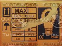 Cardboard box texture 01b