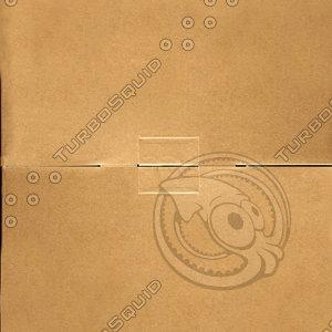 Cardboard box texture 08b