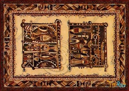 Rectangular carpet 003