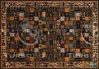 Rectangular carpet 004
