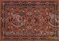 Rectangular carpet 012