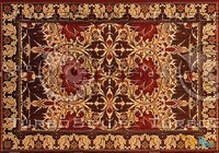 Rectangular carpet 022