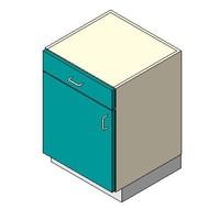 gx_CWK BASE_1-DOOR-DRAWER