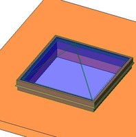 gx_WIND Skylight Pyramid