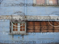 Old Blue House