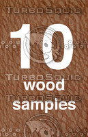 10 South American wood grain images