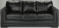 Black Leather Sofa Texture