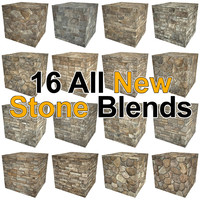 Stone Veneer Texture Collection