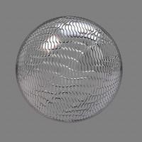 glass wavelet maya material