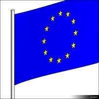 Flag-Europe-Pole-00303se