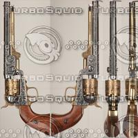 Colt 1851 Navy Replica