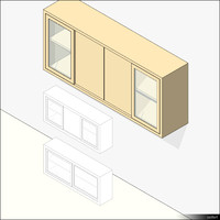 Kitchen Unit Wall Mount 00408se