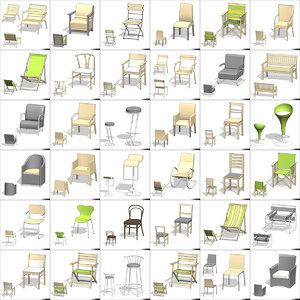 Seating Collection 00488se