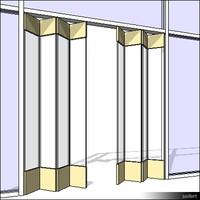 CurtWall-Door-Fold24-00494se